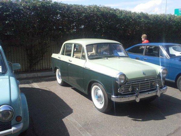 1962 Nissan Bluebird