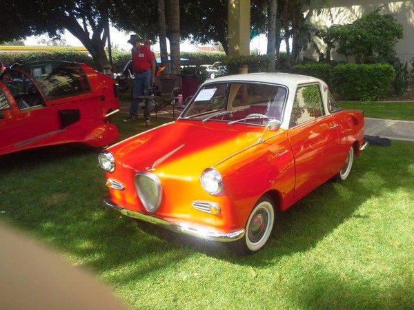 1965 Goggomobil