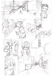 Rough Pencils